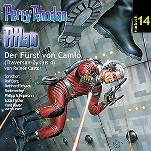 Atlan - Der Fürst von Camlo (Perry Rhodan Hörspiel 14, Traversan-Zyklus 4) Hörspiel