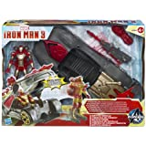Iron Man 3 Marvel Iron Assemblers Battle Vehicle