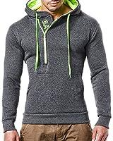 Herren Kapuzenpullover Hoodie Pullover Style