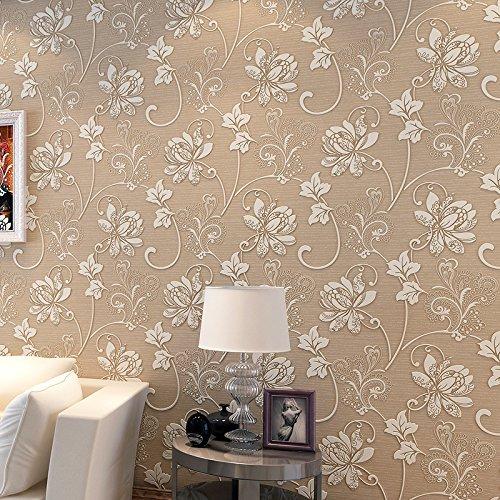 bbslt-non-tessuto-modello-fiore-camera-da-letto-soggiorno-tv-addensate-di-sfondo-floccaggio-anaglifo