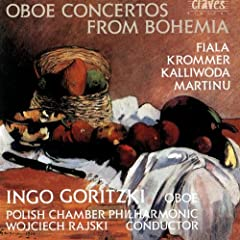 Concerto for Oboe & Small Orchestra: Poco allegro