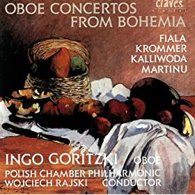 Concerto in F Major op. 37 for Oboe & Orchestra: Allegretto