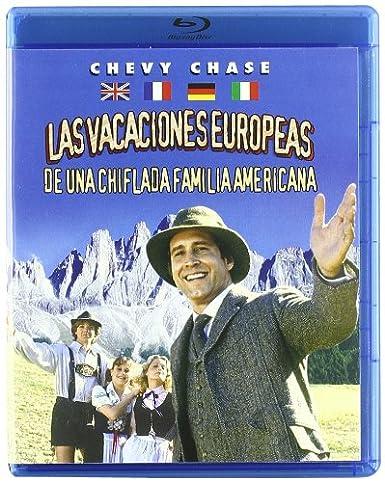 Chevy Chase Vacaciones Saga Completa Latino Lapolladesertora