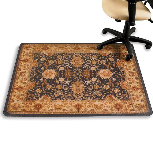 Designer Chair Mat 53x45 Quot Studded For Carpeted Floors