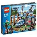 LEGO City 4440 - Estaci�n de Polic�a Forestal