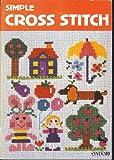 img - for Ondori Simple Cross Stitch book / textbook / text book
