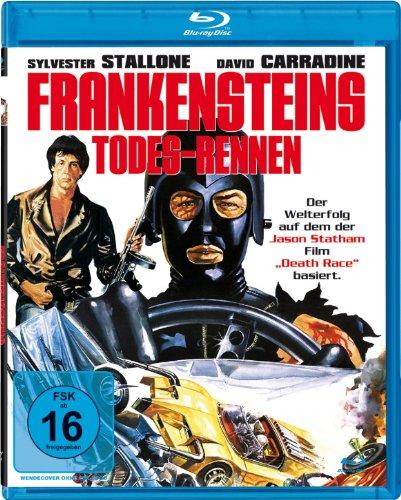 Frankensteins Todes-Rennen [Blu-ray]