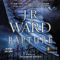 Rapture: A Novel of the Fallen Angels, Book 4 (       UNABRIDGED) by J.R. Ward Narrated by Eric Dove