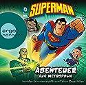Superman: Abenteuer aus Metropolis Hörbuch von Michael Dahl, Blake A. Hoena Gesprochen von: Fabian Oscar Wien