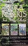 img - for Nora Roberts Irish Trilogy: Jewels of the Sun, Tears of the Moon, Heart of the Sea (Irish Jewels Trilogy) book / textbook / text book