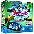 Sony PlayStation Vita (WiFi) inklusive Mega Pack Sports + Racing