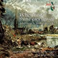Howells: First Thine Eyes [Birmingham Conservatoire Chamber Choir, Paul Spicer] [Somm: SOMMCD 0140]