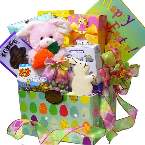 Art of Appreciation Gift Baskets   Easter Bunny