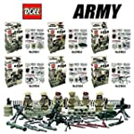 Battle of North Africa Army - 6 PCS M...