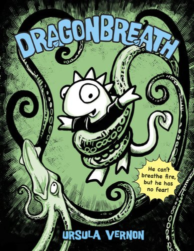 Dragonbreath, Vernon, Ursula