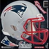 NFL New England Patriots Fathead Helmet Decal