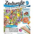 Zentangle 9: Color with Mixed Media (Design Originals)