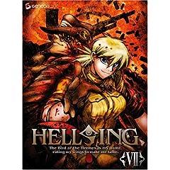 HELLSING OVA VII Blu-ray (������萶�Y)
