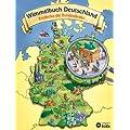 Wimmelbuch Deutschland - Entdecke die Bundesl�nder: Deutschland in Wimmelbildern f�r Kinder ab 5 Jahren