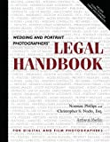 img - for Wedding and Portrait Photographers' Legal Handbook book / textbook / text book