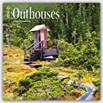 Outhouses 2016 Square 12x12 Wall Cale...