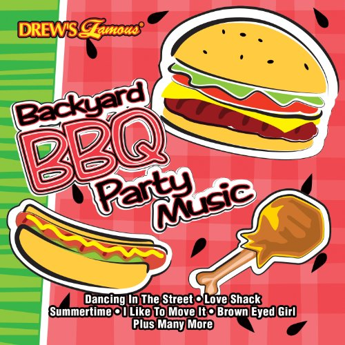 BBQ PARTY MUSIC - CD