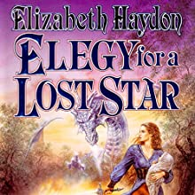 Elegy for a Lost Star (       UNABRIDGED) by Elizabeth Haydon Narrated by Kevin T. Collins