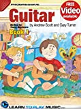 Guitar Lessons for Kids - Book 1: How to Play Guitar for Kids (Free Video Available) (Progressive Young Beginner) (English Edition)