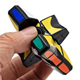 Decompression toy,Smooth And Speed 1x3x3 Rubiks Cube Puzzle Spinner Focus EDC Toy For Relieving