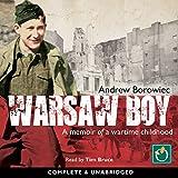 Warsaw Boy: A Memoir of a Wartime Childhood (Unabridged)