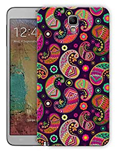 "Humor Gang Beautiful Indian Ethnic Traditional Pattern Printed Designer Mobile Back Cover For ""Samsung Galaxy Note 3"" (3D, Matte, Premium Quality Snap On Case)"
