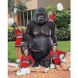 Park Avenue Collection Giant Male Silverback Gorilla