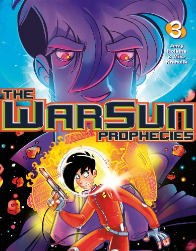 Penny Arcade Volume 3: The Warsun Prophecies, Jerry Holkins, Mike Krahulik