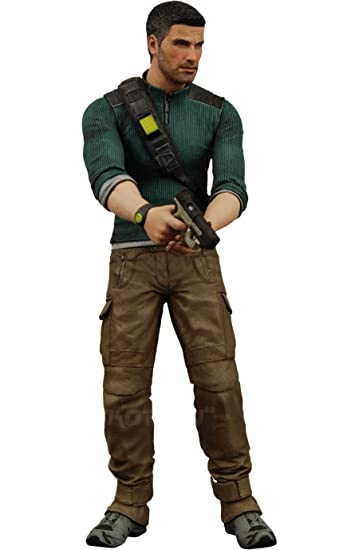 Splinter Cell: Conviction Sam Fisher 7 figurine