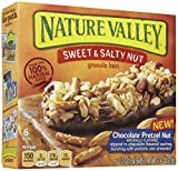Dealsmountain.com: Nature Valley Chocolate Pretzel Nut, Sweet and Salty, 1.2 oz, 6 Count
