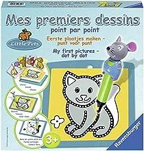 Ravensburger - A1501908 - Kit De Loisirs Créatifs - Mes Premiers Dessins