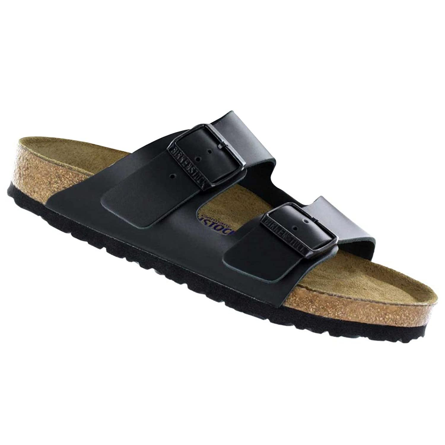 Birkenstock Men's Arizona 2-Strap Cork Footbed Sandal сабо birkenstock birkenstock bi536awtac41