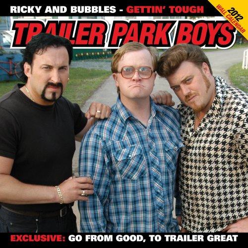 Trailer Park Boys 2012 Wall Calendar
