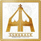 AA 1st Mini Album - Come Back (韓国盤)