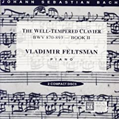 The Well-Tempered Clavier, Book 2, Praeludium Xxiv