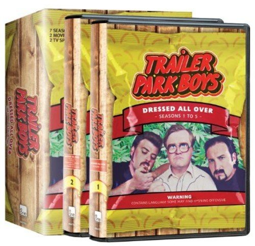 Buy Trailer Park Boys Now!