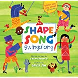 The Shape Song Swingalong (Book & Enhanced CD) (A Barefoot Singalong)