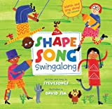 img - for The Shape Song Swingalong (Book & Enhanced CD) (A Barefoot Singalong) book / textbook / text book