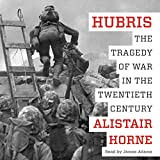 img - for Hubris: The Tragedy of War in the Twentieth Century book / textbook / text book
