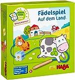 Haba 5580 - Meine erste Spielwelt Bauernhof - Fädelspiel auf dem Land