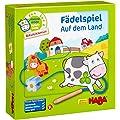 Haba 5580 - Meine erste Spielwelt Bauernhof - F�delspiel auf dem Land