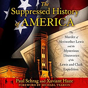 The Suppressed History of America Audiobook
