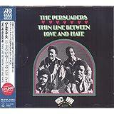 Thin Line Between Love And Hate (Japanese Atlantic Soul & R&B Range)