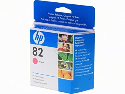 HP - Hewlett Packard DesignJet 800 PS (82 / C 4912 A) - original - Ink cartridge magenta - 69ml