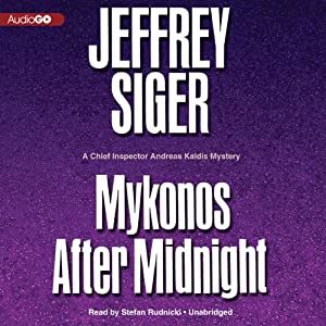 Mykonos after Midnight Audiobook